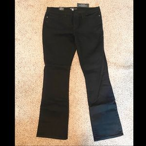 New York & Company Black Bootcut Jeans - new!